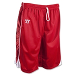 Warrior Liberty Game Lacrosse Shorts (Sc/Wh)