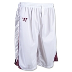 Warrior Liberty Game Lacrosse Shorts (Wh/Ma)