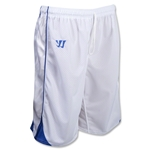 Warrior Liberty Game Lacrosse Shorts (Wh/Ro)