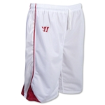 Warrior Liberty Game Lacrosse Shorts (Wh/Sc)