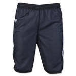Warrior Fusion Reversible Game/Practice Lacrosse Shorts (Blk/Wht)
