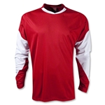 Warrior Orion Long Sleeve Shooters Shirt (Sc/Wh)