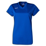 Brine Women's Essence Cap Sleeve Lacrosse Jersey (Royal)
