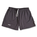 Brine Women's Flow Poly/Spandex Practice Short (Black)