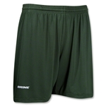 Brine Women's Flow Poly/Spandex Practice Short (Dark Green)