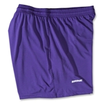 Brine Women's Flow Poly/Spandex Practice Short (Purple)