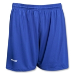 Brine Women's Flow Poly/Spandex Practice Short (Royal)
