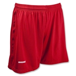 Brine Women's Flow Poly/Spandex Practice Short (Red)
