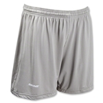 Brine Women's Flow Poly/Spandex Practice Short (Gray)