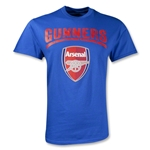 Arsenal Gunners T-Shirt (Royal)