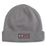 Under Armour Sideline Beanie (Gray)