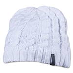 Under Armour Women's Coffee Run Beanie (White)