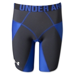 Under Armour HeatGear Core Compression Short Lite (Blk/Royal)