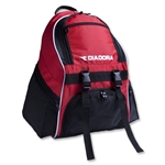 Diadora Squadra Backpack (Red)