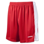 Lanzera Milano Short (Red)