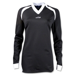 Brine Women's Radiance Shooter's Shirt (Blk/Wht)