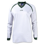 Brine Women's Radiance Shooter's Lacrosse Shirt (Wh/Dgr)