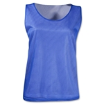 Warrior Women's Mesh Reversible Jersey (Roy/Wht)