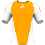 miadidas 7's Basic SF Custom Jersey (Gold-Set of 22)