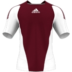 miadidas 7's Basic SF Custom Jersey (Maroon-Set of 22)