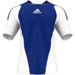miadidas 7's Basic SF Custom Jersey (Royal-Set of 22)