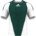 miadidas 7's Basic TF Custom Jersey (Dark Green-Set of 22)