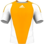 miadidas 7's Basic TF Custom Jersey (Gold-Set of 22)