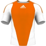 miadidas 7's Basic TF Custom Jersey (Orange-Set of 22)