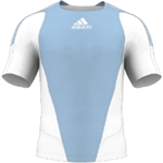 miadidas 7's Basic TF Custom Jersey (Sky-Set of 22)