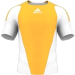 miadidas 7's Basic TF Custom Jersey (Yellow-Set of 22)