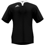 miadidas Union Basic SF Custom Jersey (Black-Set of 22)