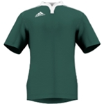 miadidas Union Basic SF Custom Jersey (Dark Green-Set of 22)