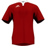 miadidas Union Basic SF Custom Jersey (Red-Set of 22)