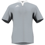 miadidas Union Basic SF Custom Jersey (Gray-Set of 22)