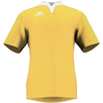 miadidas Union Basic SF Custom Jersey (Yellow-Set of 22)