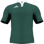 miadidas Union Basic TF Custom Jersey (Dark Green-Set of 22)