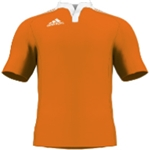 miadidas Union Basic TF Custom Jersey (Orange-Set of 22)