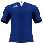 miadidas Union Basic TF Custom Jersey (Royal-Set of 22)