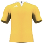 miadidas Union Basic TF Custom Jersey (Yellow-Set of 22)