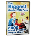 2000 Great Premier League Goals Soccer DVD