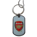 Arsenal Glow in the Dark Dog Tag