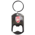 Arsenal Bottle Opener Dog Tag