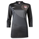 USA Women's 2012 3/4 Goalkeeper Jersey