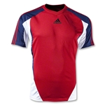 adidas FC United Custom Jersey (Red)
