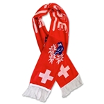 Switzerland Team Fan Scarf
