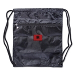 Albania Flag Sackpack