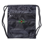 Dominica Flag Sackpack