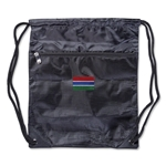 Gambia Flag Sackpack