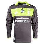 Santos Laguna 2012 Long Sleeve Goalkeeper Jersey