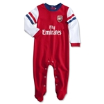 Arsenal 12/13 Baby Sleepsuit